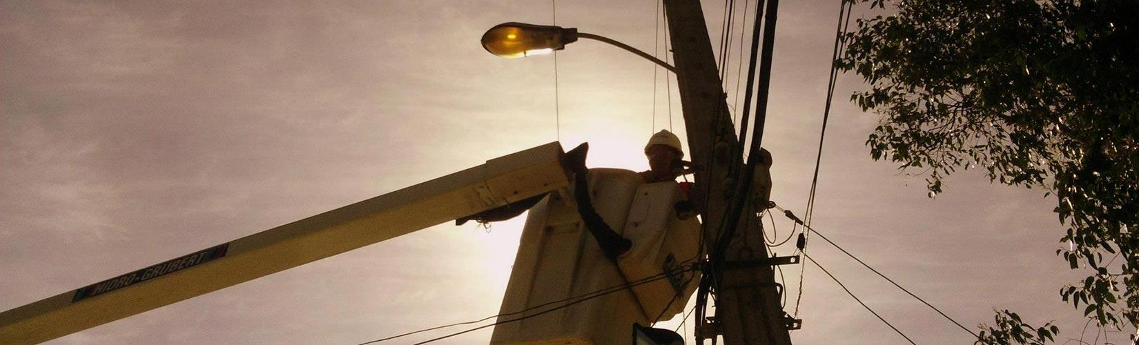 Construcción y Mantención Eléctrica