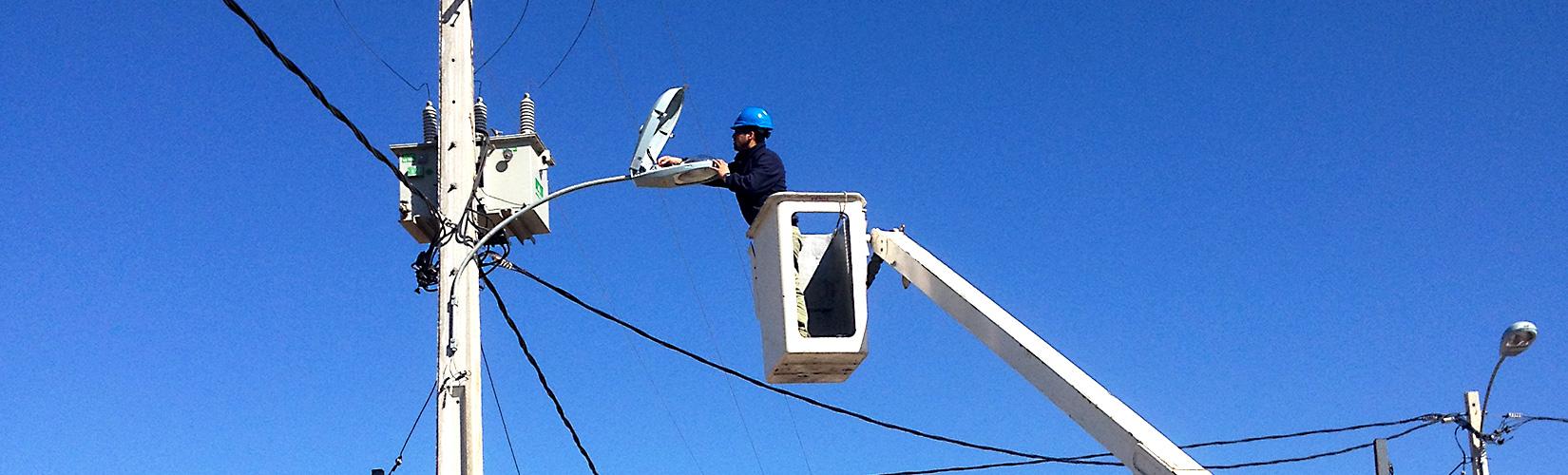 Servicios especiales electricos de potencia
